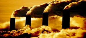 four smokestacks