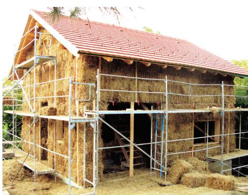 gradnja slamom